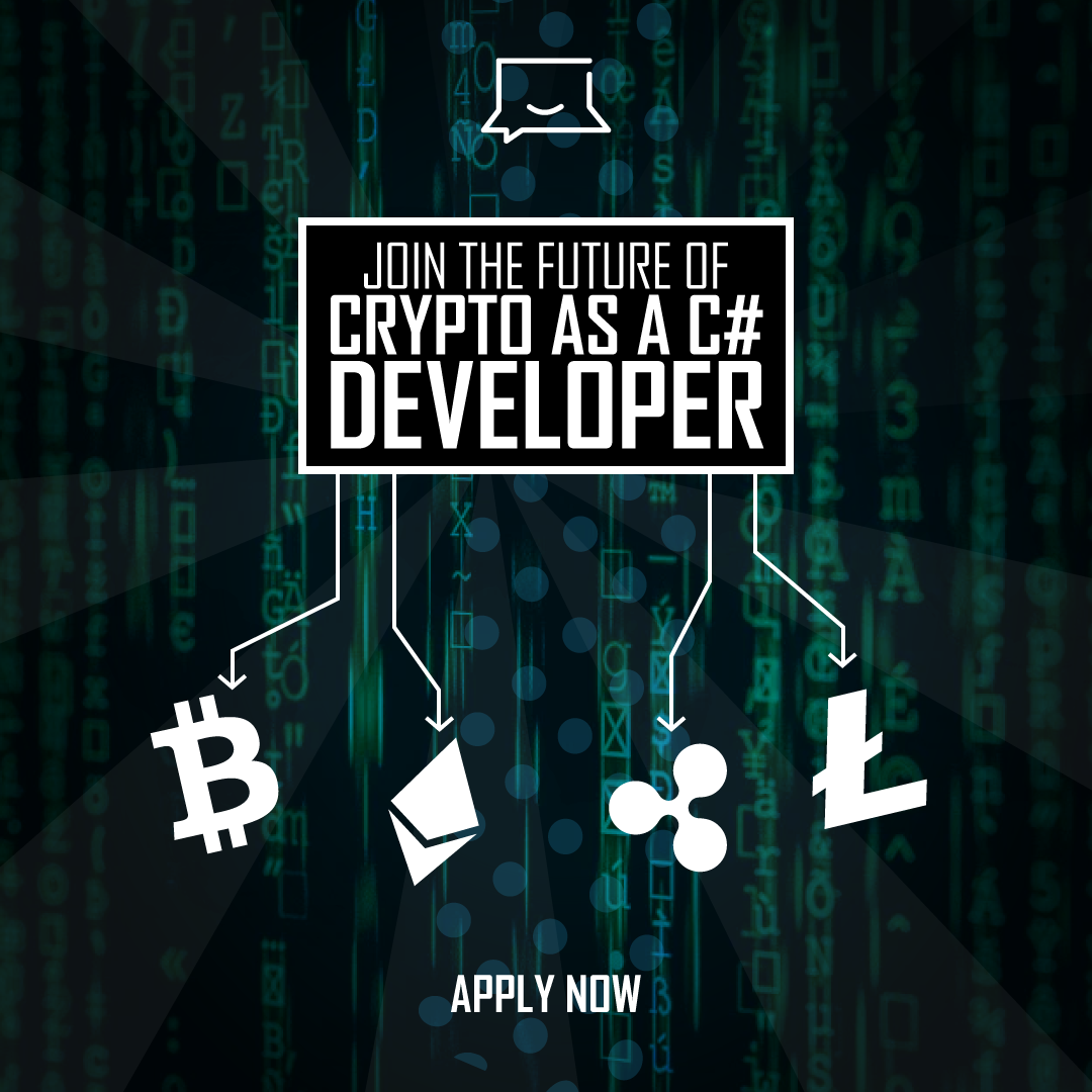 [closed] Join The Future Of Crypto As A C# Developer (7+ Years)