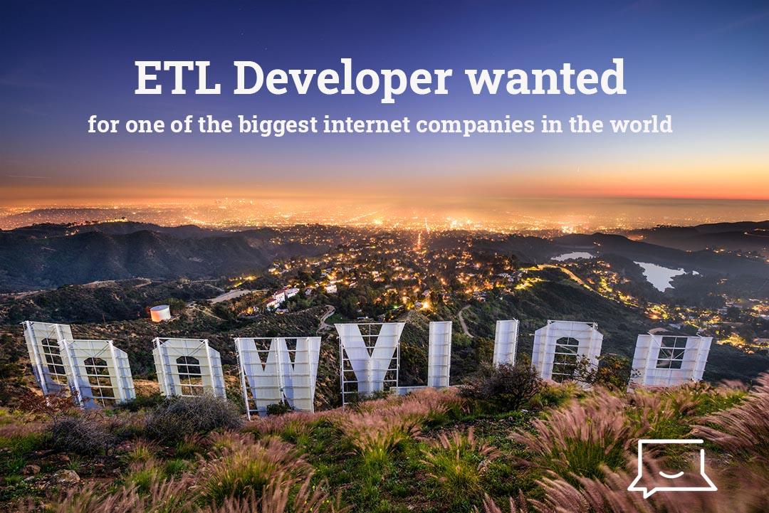 ETL Developer
